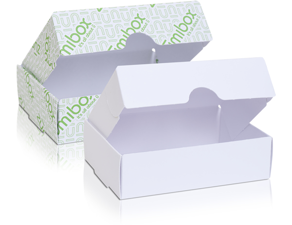 DIY Customizable Matte White Soap Box Favor Box